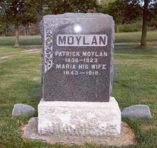 MOYLAN, MARIA - Muscatine County, Iowa | MARIA MOYLAN