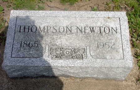 NEWTON, THOMPSON - Muscatine County, Iowa | THOMPSON NEWTON