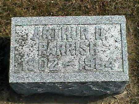 PARRISH, ARTHUR D. - Muscatine County, Iowa | ARTHUR D. PARRISH