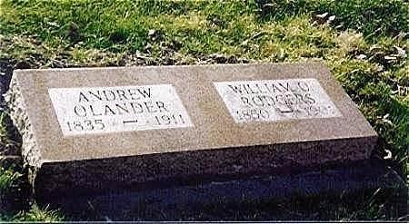 RODGERS, WILLIAM ORRIN - Muscatine County, Iowa | WILLIAM ORRIN RODGERS
