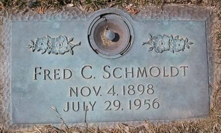 SCHMOLDT, FRED C. - Muscatine County, Iowa | FRED C. SCHMOLDT