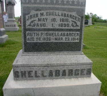 SHELLABARGER, JOHN M. - Muscatine County, Iowa | JOHN M. SHELLABARGER