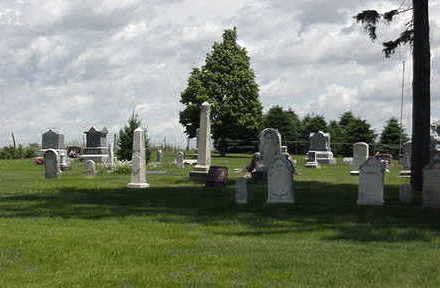 SOUTH PRAIRIE, CEMETERY - Muscatine County, Iowa | CEMETERY SOUTH PRAIRIE