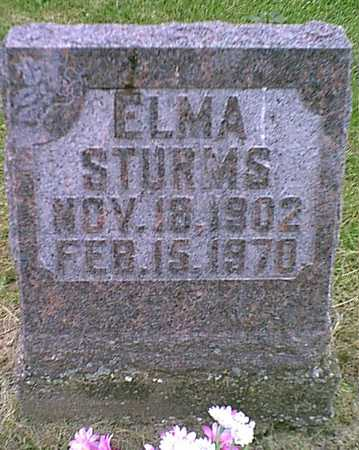 STOCK STURMS, ELMA - Muscatine County, Iowa | ELMA STOCK STURMS