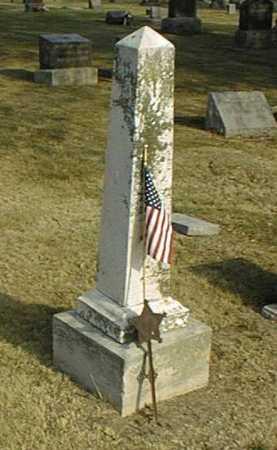 WORDEN, MARY - Muscatine County, Iowa | MARY WORDEN