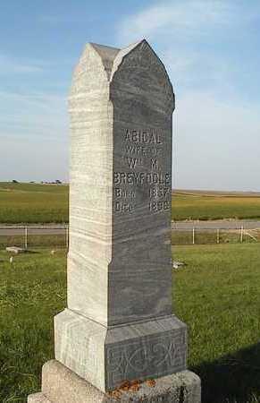 BREYFOGLE, ABIGAIL - O'Brien County, Iowa | ABIGAIL BREYFOGLE