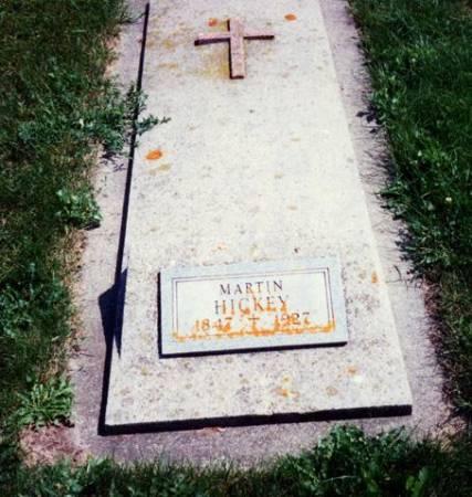 HICKEY, MARTIN - O'Brien County, Iowa | MARTIN HICKEY