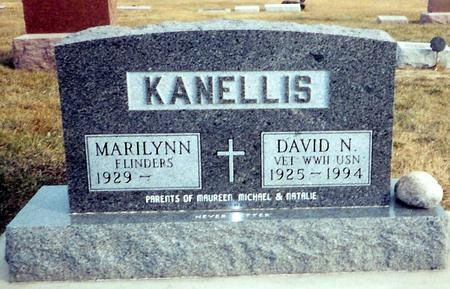 KANELLIS, DAVID N - O'Brien County, Iowa | DAVID N KANELLIS