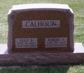 CALHOUN, ELLA LEOLA - Osceola County, Iowa | ELLA LEOLA CALHOUN