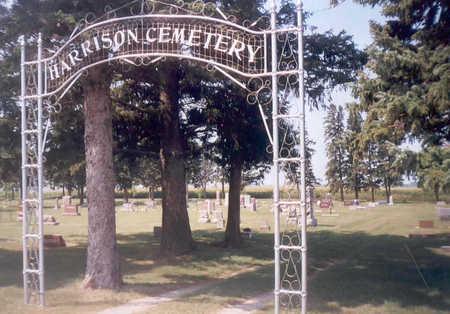 HARRISON TWP., CEMETERY - Osceola County, Iowa | CEMETERY HARRISON TWP.