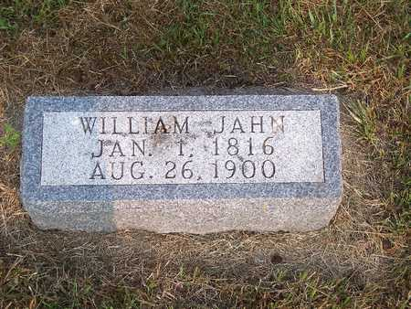 JAHN, WILLIAM - Osceola County, Iowa | WILLIAM JAHN