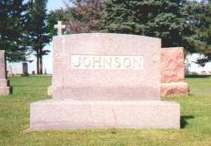 JOHNSON, HENRY - Osceola County, Iowa | HENRY JOHNSON
