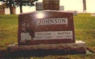 JOHNSON, WILLIAM - Osceola County, Iowa | WILLIAM JOHNSON