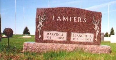 LAMFERS, MARVIN - Osceola County, Iowa | MARVIN LAMFERS