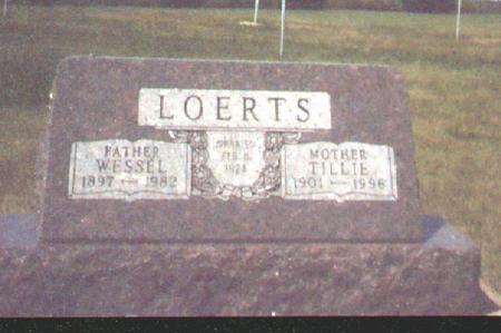 LOERTS, WESSEL - Osceola County, Iowa | WESSEL LOERTS