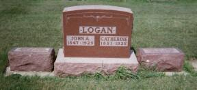LOGAN, JOHN - Osceola County, Iowa | JOHN LOGAN