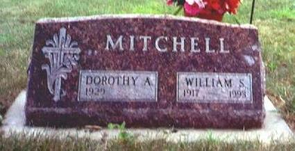 MITCHELL, WILLIAM - Osceola County, Iowa | WILLIAM MITCHELL
