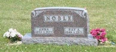 NOBLE, RAY - Osceola County, Iowa | RAY NOBLE