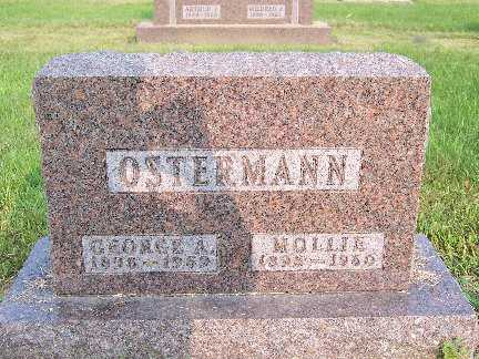 OSTERMANN, MOLLIE - Osceola County, Iowa | MOLLIE OSTERMANN