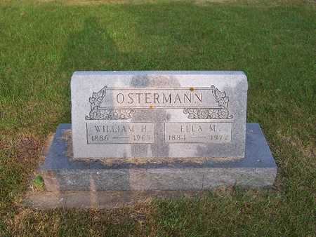 OSTERMANN, WILLIAM H - Osceola County, Iowa | WILLIAM H OSTERMANN