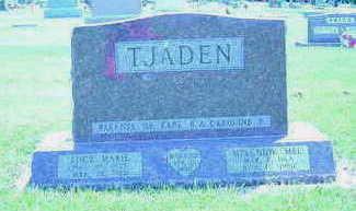 TJADEN, LUCY  MARIE - Osceola County, Iowa | LUCY  MARIE TJADEN