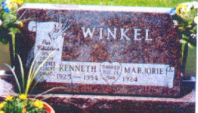 WINKEL, KENNETH - Osceola County, Iowa | KENNETH WINKEL