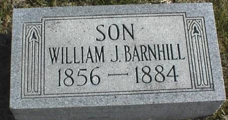 BARNHILL, WILLIAM J. - Page County, Iowa | WILLIAM J. BARNHILL