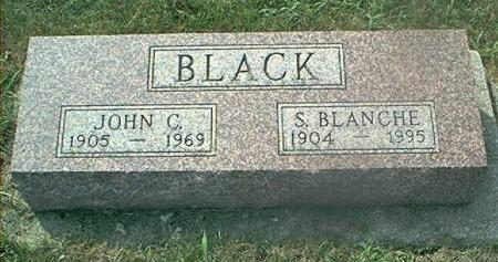 BLACK, JOHN C - Page County, Iowa | JOHN C BLACK