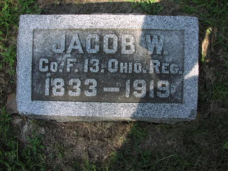BROWN, JACOB  WILLIAM - Page County, Iowa | JACOB  WILLIAM BROWN