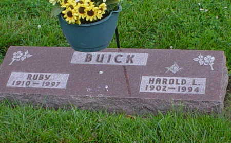 BUICK, HAROLD - Page County, Iowa | HAROLD BUICK