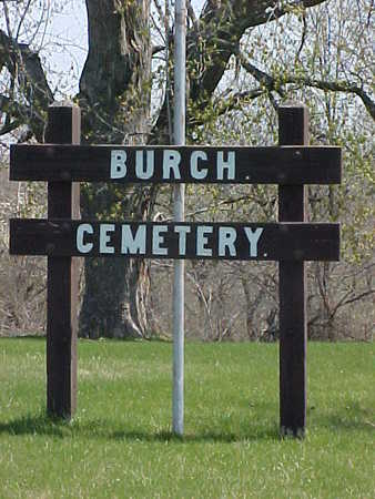 BURCH, CEMETERY - Page County, Iowa | CEMETERY BURCH
