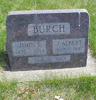 BURCH, JOHN S. - Page County, Iowa | JOHN S. BURCH
