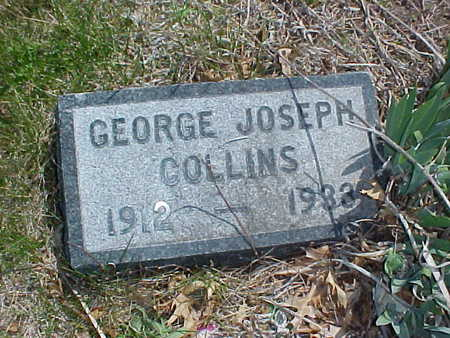 COLLINS, GEORGE JOSEPH - Page County, Iowa | GEORGE JOSEPH COLLINS