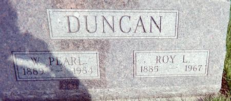 DUNCAN, ROY L. - Page County, Iowa | ROY L. DUNCAN