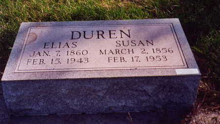 GOSS DUREN, ELIAS & VIRGINIA - Page County, Iowa | ELIAS & VIRGINIA GOSS DUREN