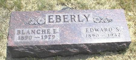 JOURNEY EBERLY, BLANCHE E. - Page County, Iowa | BLANCHE E. JOURNEY EBERLY
