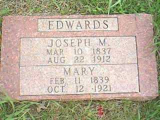 EDWARDS, JOSEPH M. - Page County, Iowa | JOSEPH M. EDWARDS