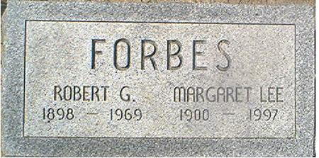 FORBES, ROBERT G. - Page County, Iowa | ROBERT G. FORBES