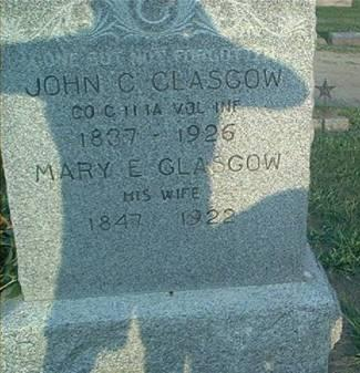 GLASGOW, JOHN C - Page County, Iowa | JOHN C GLASGOW