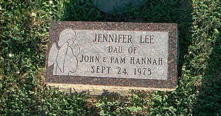 HANNAH, JENNIFER LEE - Page County, Iowa | JENNIFER LEE HANNAH