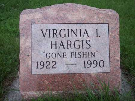 HARGIS, VIRGINIA I. - Page County, Iowa | VIRGINIA I. HARGIS