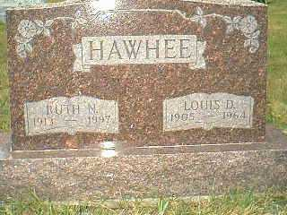 HAWHEE, LOUIS D. - Page County, Iowa | LOUIS D. HAWHEE