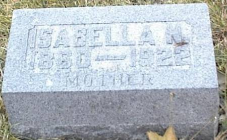 HENSLEIGH, ISABELLA N. - Page County, Iowa | ISABELLA N. HENSLEIGH