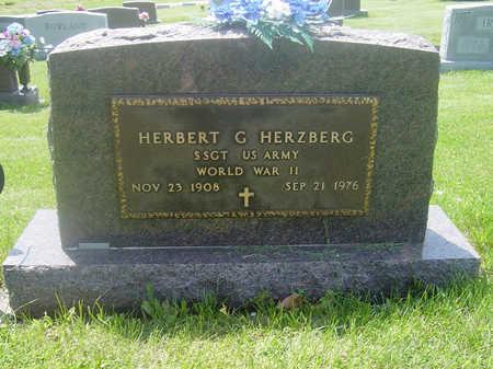 HERZBERG, HERBERT G. - Page County, Iowa | HERBERT G. HERZBERG