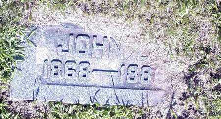 HOLMES, JOHN ERNEST - Page County, Iowa | JOHN ERNEST HOLMES