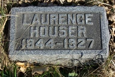 HOUSER, LAURENCE - Page County, Iowa | LAURENCE HOUSER