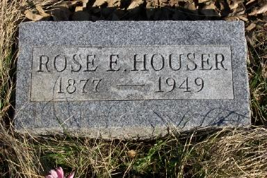 HOUSER, ROSE - Page County, Iowa | ROSE HOUSER