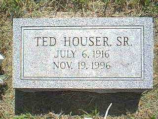 HOUSER, TED SR - Page County, Iowa | TED SR HOUSER