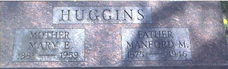 HUGGINS, MANFORD M. - Page County, Iowa | MANFORD M. HUGGINS