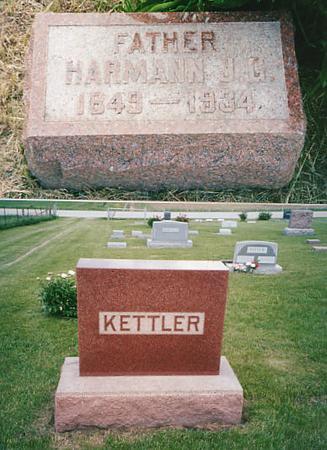KETTLER, HARMANN J. G. - Page County, Iowa | HARMANN J. G. KETTLER